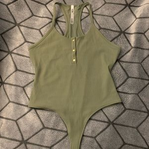 VS SPORT RIBBED BODYSUIT